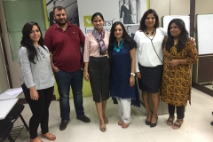 Swapna Sai Oasis Foundation Trainer 028
