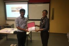 Swapna Sai Oasis Foundation Trainer 069