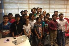 Swapna Sai Oasis Foundation Trainer 083