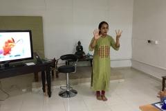 Swapna Sai Oasis Foundation Trainer 121