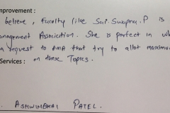 Swapna Sai Oasis Foundation Trainer 187
