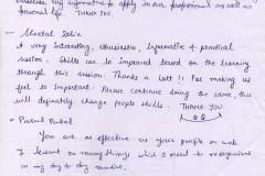 Swapna Sai Oasis Foundation Trainer 191